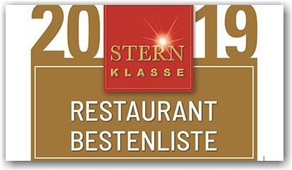 Gerolsteiner Restaurant-Bestenliste